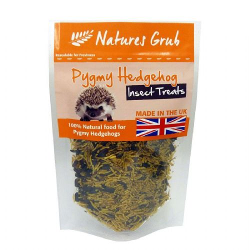 NG Pygmy Hedgehog Insect Treat 35g